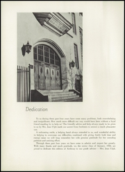 Page 6, 1950 Edition, Richmond Hill High School - Archway Yearbook (Richmond Hill, NY) online yearbook collection