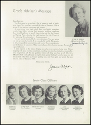 Page 9, 1950 Edition, Richmond Hill High School - Archway Yearbook (Richmond Hill, NY) online yearbook collection