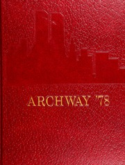 1978 Edition, Richmond Hill High School - Archway Yearbook (Richmond Hill, NY)