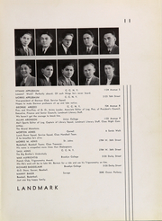 Page 15, 1932 Edition, Abraham Lincoln High School - Landmark Yearbook (Brooklyn, NY) online yearbook collection