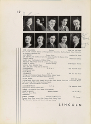 Page 16, 1932 Edition, Abraham Lincoln High School - Landmark Yearbook (Brooklyn, NY) online yearbook collection
