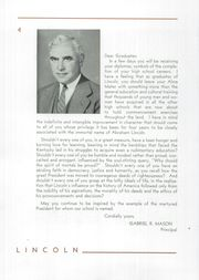 Page 8, 1938 Edition, Abraham Lincoln High School - Landmark Yearbook (Brooklyn, NY) online yearbook collection
