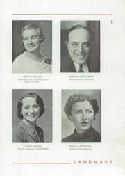 Page 9, 1938 Edition, Abraham Lincoln High School - Landmark Yearbook (Brooklyn, NY) online yearbook collection