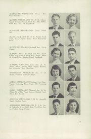 Page 11, 1953 Edition, Abraham Lincoln High School - Landmark Yearbook (Brooklyn, NY) online yearbook collection