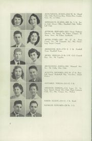 Page 12, 1953 Edition, Abraham Lincoln High School - Landmark Yearbook (Brooklyn, NY) online yearbook collection
