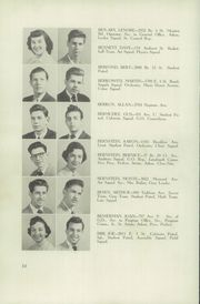 Page 14, 1953 Edition, Abraham Lincoln High School - Landmark Yearbook (Brooklyn, NY) online yearbook collection