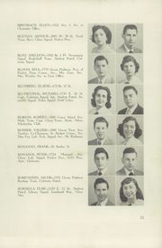 Page 15, 1953 Edition, Abraham Lincoln High School - Landmark Yearbook (Brooklyn, NY) online yearbook collection