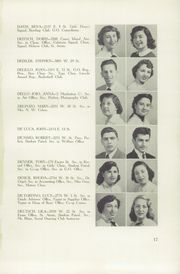 Page 21, 1953 Edition, Abraham Lincoln High School - Landmark Yearbook (Brooklyn, NY) online yearbook collection