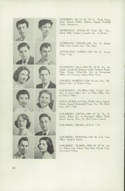Page 28, 1953 Edition, Abraham Lincoln High School - Landmark Yearbook (Brooklyn, NY) online yearbook collection