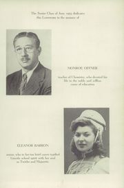 Page 7, 1953 Edition, Abraham Lincoln High School - Landmark Yearbook (Brooklyn, NY) online yearbook collection