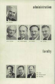 Page 8, 1953 Edition, Abraham Lincoln High School - Landmark Yearbook (Brooklyn, NY) online yearbook collection