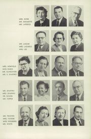 Page 9, 1953 Edition, Abraham Lincoln High School - Landmark Yearbook (Brooklyn, NY) online yearbook collection