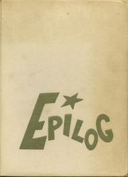 Page 1, 1952 Edition, Midwood High School - Epilog Yearbook (Brooklyn, NY) online yearbook collection