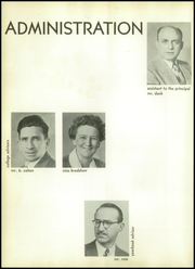 Page 10, 1955 Edition, Midwood High School - Epilog Yearbook (Brooklyn, NY) online yearbook collection