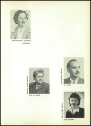 Page 11, 1955 Edition, Midwood High School - Epilog Yearbook (Brooklyn, NY) online yearbook collection