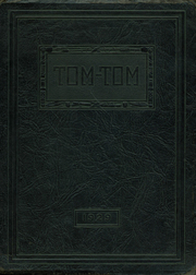 Page 1, 1929 Edition, Owego Free Academy - Tom Tom Yearbook (Owego, NY) online yearbook collection