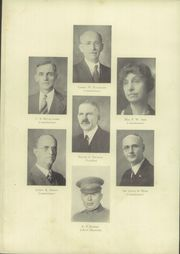Page 10, 1929 Edition, Owego Free Academy - Tom Tom Yearbook (Owego, NY) online yearbook collection