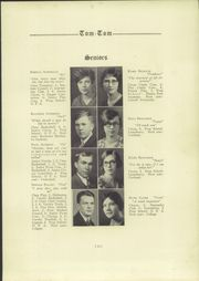 Page 13, 1929 Edition, Owego Free Academy - Tom Tom Yearbook (Owego, NY) online yearbook collection