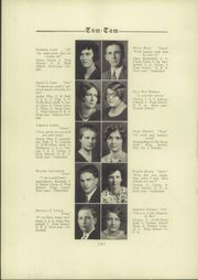 Page 16, 1929 Edition, Owego Free Academy - Tom Tom Yearbook (Owego, NY) online yearbook collection
