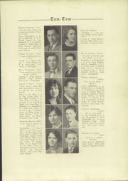 Page 17, 1929 Edition, Owego Free Academy - Tom Tom Yearbook (Owego, NY) online yearbook collection