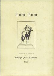 Page 3, 1929 Edition, Owego Free Academy - Tom Tom Yearbook (Owego, NY) online yearbook collection