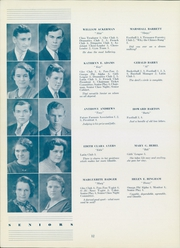 Page 16, 1934 Edition, Owego Free Academy - Tom Tom Yearbook (Owego, NY) online yearbook collection