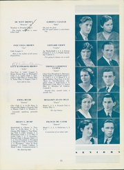 Page 17, 1934 Edition, Owego Free Academy - Tom Tom Yearbook (Owego, NY) online yearbook collection