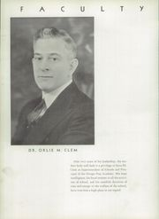 Page 10, 1936 Edition, Owego Free Academy - Tom Tom Yearbook (Owego, NY) online yearbook collection