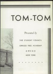 Page 5, 1936 Edition, Owego Free Academy - Tom Tom Yearbook (Owego, NY) online yearbook collection