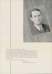 Page 11, 1938 Edition, Owego Free Academy - Tom Tom Yearbook (Owego, NY) online yearbook collection