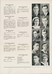 Page 17, 1938 Edition, Owego Free Academy - Tom Tom Yearbook (Owego, NY) online yearbook collection