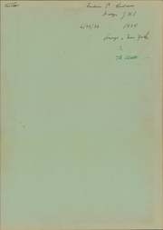 Page 3, 1938 Edition, Owego Free Academy - Tom Tom Yearbook (Owego, NY) online yearbook collection