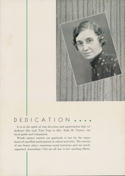 Page 9, 1938 Edition, Owego Free Academy - Tom Tom Yearbook (Owego, NY) online yearbook collection