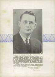 Page 10, 1939 Edition, Owego Free Academy - Tom Tom Yearbook (Owego, NY) online yearbook collection