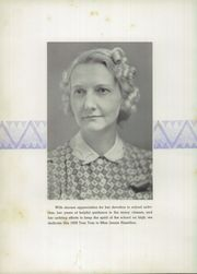 Page 8, 1939 Edition, Owego Free Academy - Tom Tom Yearbook (Owego, NY) online yearbook collection