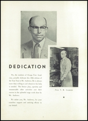 Page 7, 1956 Edition, Owego Free Academy - Tom Tom Yearbook (Owego, NY) online yearbook collection