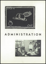 Page 9, 1956 Edition, Owego Free Academy - Tom Tom Yearbook (Owego, NY) online yearbook collection