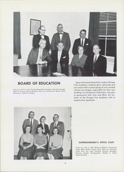 Page 10, 1959 Edition, Owego Free Academy - Tom Tom Yearbook (Owego, NY) online yearbook collection
