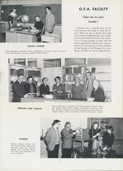 Page 13, 1959 Edition, Owego Free Academy - Tom Tom Yearbook (Owego, NY) online yearbook collection