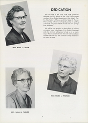 Page 7, 1959 Edition, Owego Free Academy - Tom Tom Yearbook (Owego, NY) online yearbook collection