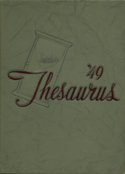 Union Endicott High School - Thesaurus Yearbook (Endicott, NY) online yearbook collection, 1949 Edition, Page 1