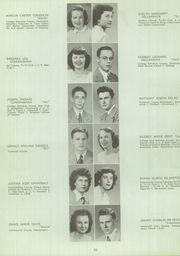 Page 36, 1949 Edition, Union Endicott High School - Thesaurus Yearbook (Endicott, NY) online yearbook collection