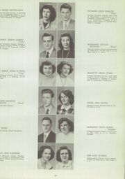 Page 37, 1949 Edition, Union Endicott High School - Thesaurus Yearbook (Endicott, NY) online yearbook collection