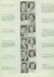 Page 38, 1949 Edition, Union Endicott High School - Thesaurus Yearbook (Endicott, NY) online yearbook collection