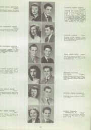 Page 39, 1949 Edition, Union Endicott High School - Thesaurus Yearbook (Endicott, NY) online yearbook collection