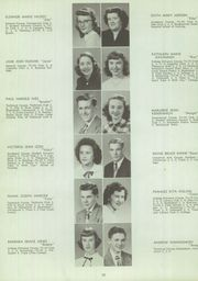 Page 40, 1949 Edition, Union Endicott High School - Thesaurus Yearbook (Endicott, NY) online yearbook collection