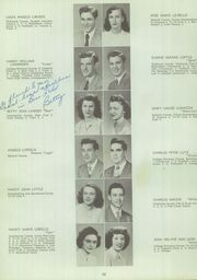 Page 42, 1949 Edition, Union Endicott High School - Thesaurus Yearbook (Endicott, NY) online yearbook collection