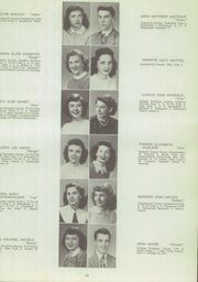 Page 43, 1949 Edition, Union Endicott High School - Thesaurus Yearbook (Endicott, NY) online yearbook collection
