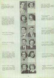 Page 44, 1949 Edition, Union Endicott High School - Thesaurus Yearbook (Endicott, NY) online yearbook collection