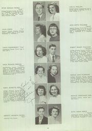 Page 46, 1949 Edition, Union Endicott High School - Thesaurus Yearbook (Endicott, NY) online yearbook collection